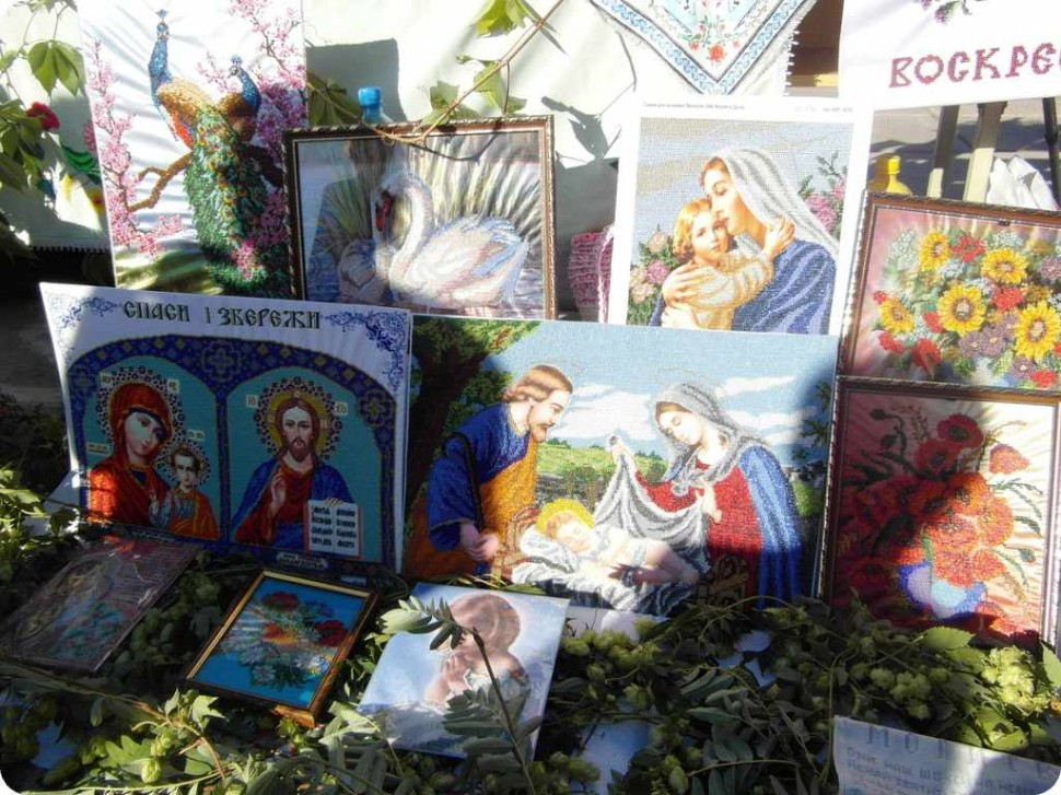 Альбом: Моначинівська сільрада ярмаркує