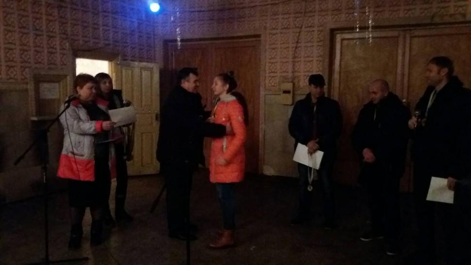 Альбом: Нагородження призерів Спартакіади 2017 року
