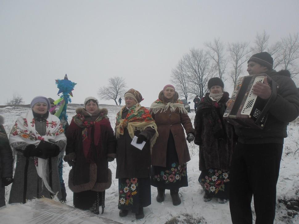 Альбом: 19 січня відбулося свято Водохреща.